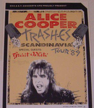 Alice Cooper 1989